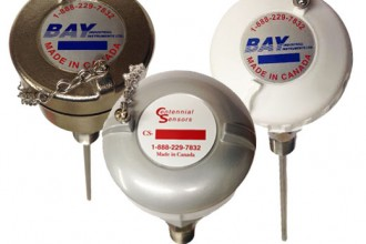 Temperature Sensors – Thermocouples – RTD's – Thermowells – Protection Tubes