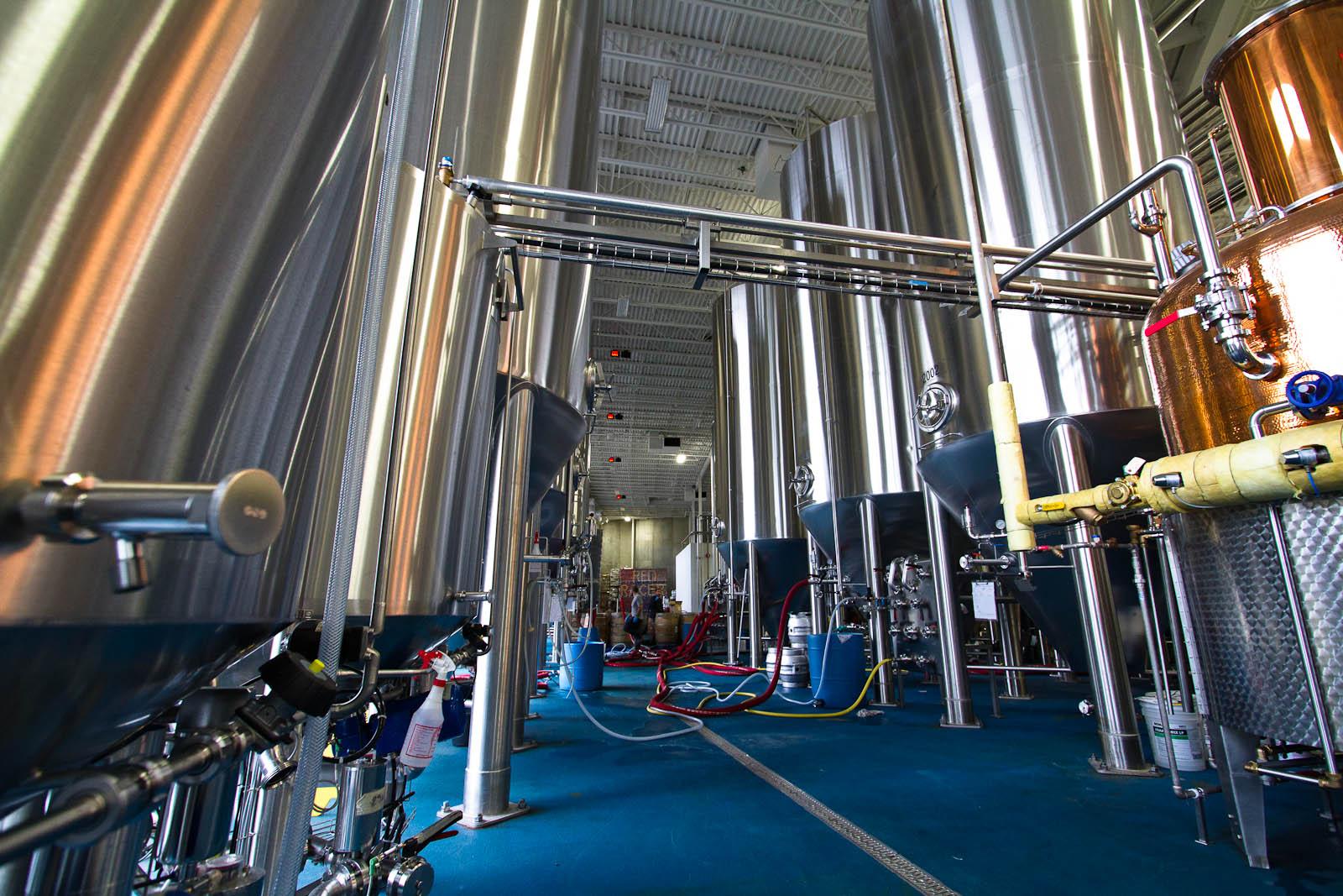 Brewery Parts - BC, Alberta